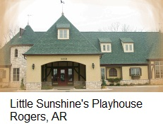 Little Sunshine's Playhouse Rogers AR