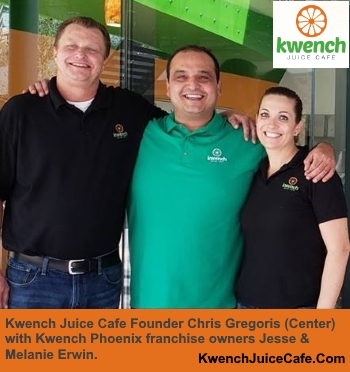 Kwench Juice Cafe Phoenix